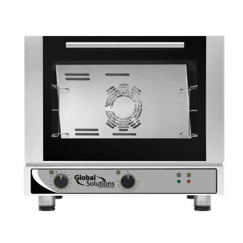NEMGS110517 - Global Solutions - GS1105-17 - Half Size Manual Convection Oven Product Image