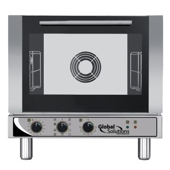NEMGS1115 - Global Solutions - GS1115 - Half Size Manual Convection Oven Product Image