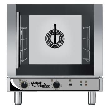 NEMGS1120 - Global Solutions - GS1120 - Half Size Manual Convection Oven Product Image