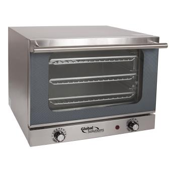 NEMGS1200 - Global Solutions - GS1200 - Quarter Size Convection Oven Product Image