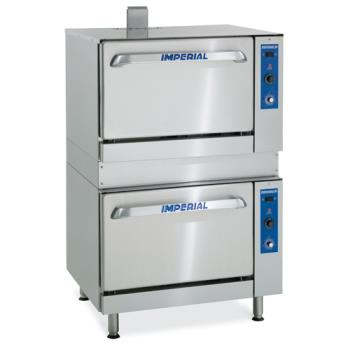 "IMPIR36DSCC - Imperial - IR-36-DS-CC - 36"" Double Deck Convection Ovens Product Image"