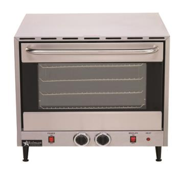 STACCOH4 - Toastmaster - CCOH-4 - Half Size Countertop Convection Oven - 208/240V Product Image