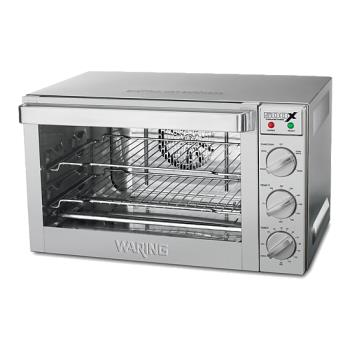 WARWCO500X - Waring - WCO500X - Half Size Commercial Convection Oven Product Image