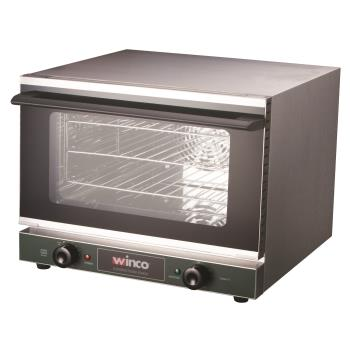 WINECO250 - Winco - ECO-250 - Quarter Size Countertop Convection Oven Product Image