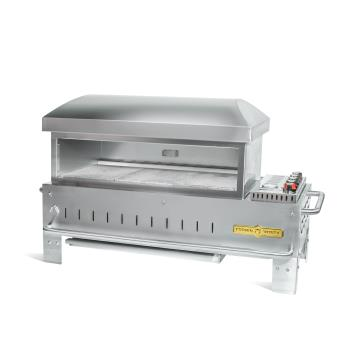 CROCVPZ36TTNG - Crown Verity - CV-PZ-36-TT-NG - 36 in Tabletop Pizza Oven Product Image