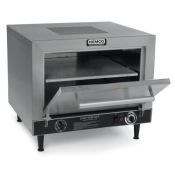 NEM6205240 - Nemco - 6205-240 - 240V Electric Countertop Pizza Oven Product Image