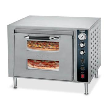 62453 - Waring - WPO700 - Double Deck Electric Countertop Oven Product Image