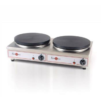 EURCGCIM4 - Krampouz - CGCIM4 - Krampouz Double Gas Crepe Griddle Product Image