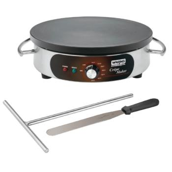 95077 - Waring - WSC160X - 16 in Electric Crepe Maker Product Image