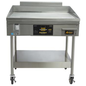 ACTGGF1201A4850S2 - AccuTemp - GGF1201A4850-S2 - 48 in Accu-Steam™ Gas Griddle Product Image