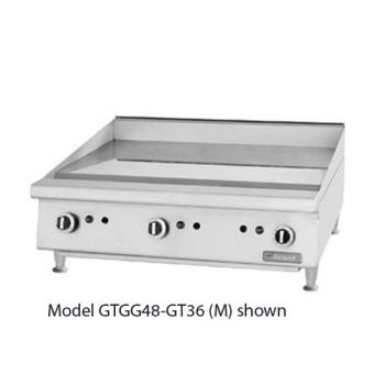 GARGTGG48GT48M - Garland - GTGG48-GT48 (M) - 48 in Heavy Duty Gas Griddle Product Image