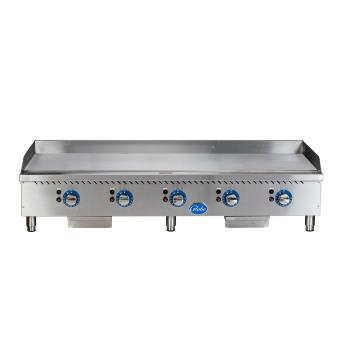 GLOGG60TG - Globe - GG60TG - 60 in Gas Countertop Griddle Product Image
