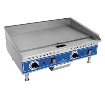GLOPG24E - Globe - PG24E - 24 in Standard Duty Electric Countertop Griddle Product Image