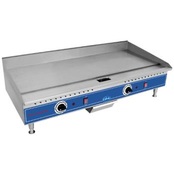GLOPG36E - Globe - PG36E - 36 in Standard Duty Electric Countertop Griddle Product Image