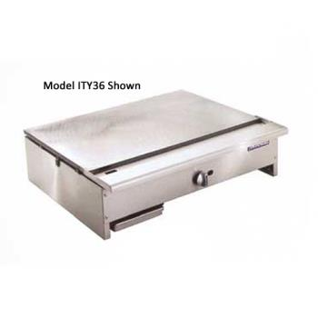 "IMPITY24 - Imperial - ITY-24 - 24"" Teppan Yaki Griddle Product Image"
