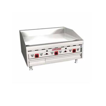 "MAGMKE36E - MagiKitch'n - MKE-36-E - 36"" Thermostatic Electric Griddle Product Image"