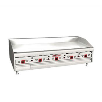 "MAGMKE60E - MagiKitch'n - MKE-60-E - 60"" Thermostatic Electric Griddle Product Image"