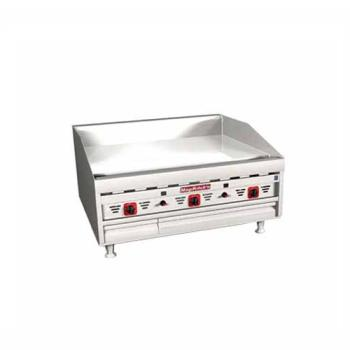 "MAGMKG36ST - MagiKitch'n - MKG-36-ST - 36"" Gas Griddle w/ Solid State Thermostat Product Image"