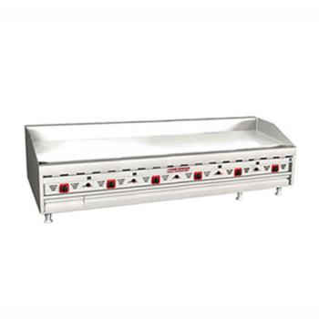 "MAGMKG72ST - MagiKitch'n - MKG-72-ST - 72"" Gas Griddle w/ Solid State Thermostat Product Image"