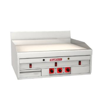 MAGMKH60ST - MagiKitch'n - MKH-60-ST - 60 in Gas Griddle w/ Solid State Thermostat Product Image