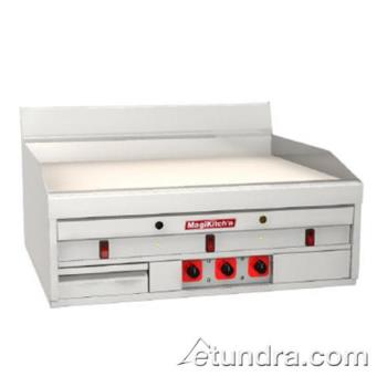 MAGMKH72ST - MagiKitch'n - MKH-72-ST - 72 in Gas Griddle w/ Solid State Thermostat Product Image