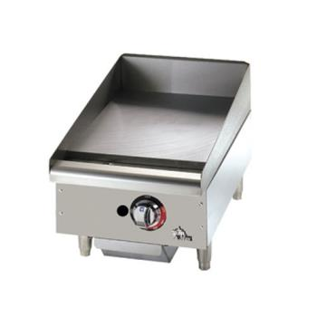 STA615TF - Star - 615TF - Star-Max® 15 in Thermostatic Control Gas Griddle Product Image