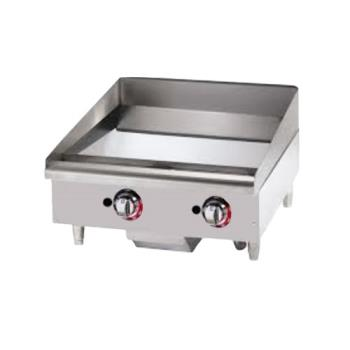 STA624TCHSF - Star - 624TCHSF - Star-Max® 24 in Chrome Gas Griddle Product Image