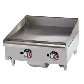 STA624TF - Star - 624TF - Star-Max 24 in Thermostatic Control Gas Griddle Product Image