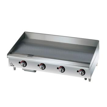 STA648MF - Star - 648MF - Star-Max® 48 in Manual Control Gas Griddle Product Image