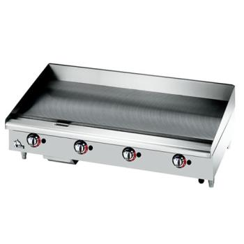 STA648TCHSF - Star - 648TCHSF - Star-Max® 48 in Chrome Gas Griddle Product Image