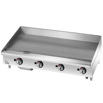 STA648TF - Star - 648TF - Star-Max® 48 in Thermostatic Control Gas Griddle Product Image