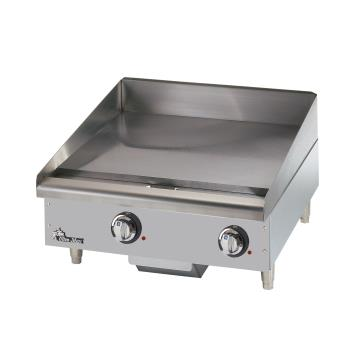 STA724T - Star - 724TA - Ultra-Max® 24 in Electric Griddle Product Image