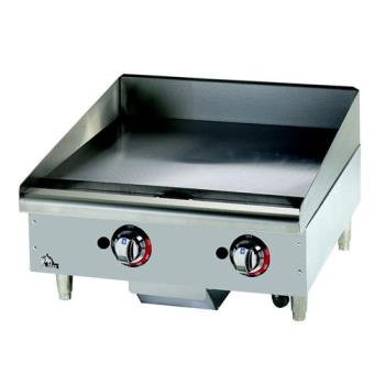 STA524CHSF - Star Manufacturing - 524CHSF - Star-Max® 24 in Chrome Electric Griddle Product Image