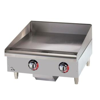 STA524TGF - Star - 524TGF - Star-Max® 24 in Electric Griddle Product Image