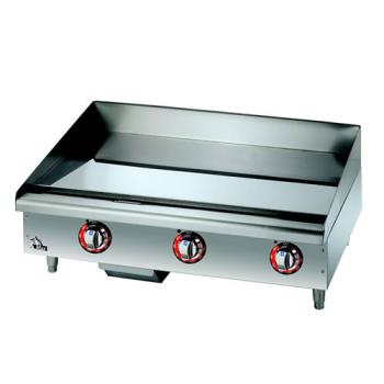 STA536CHSF - Star Manufacturing - 536CHSF - Star-Max® 36 in Chrome Electric Griddle Product Image