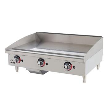 STA636TSPF - Star Manufacturing - 636TSPF - Star-Max® 36 in Gas Griddle with Safety Pilot Product Image