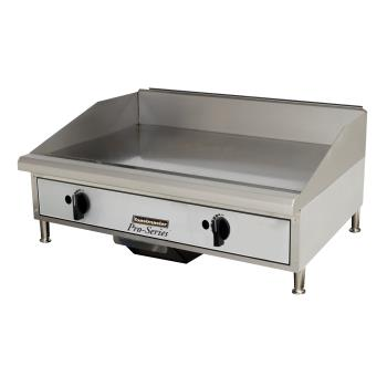 TOATMGM24 - Toastmaster - TMGM24 - 24 in Pro-Series™ Manual Countertop Gas Griddle Product Image