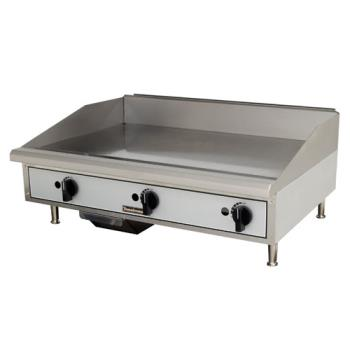 TOATMGM36 - Toastmaster - TMGM36 - Pro-Series™ 36 in Manual Countertop Gas Griddle Product Image