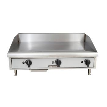 TOATMGM36 - Toastmaster - TMGM36 - 36 in Pro-Series™ Manual Countertop Gas Griddle Product Image