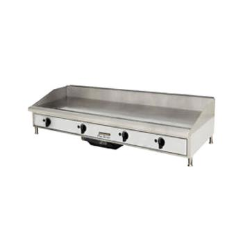 TOATMGM48 - Toastmaster - TMGM48 - 48 in Pro-Series™ Manual Countertop Gas Griddle Product Image