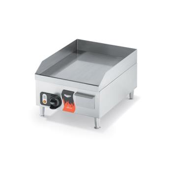 VOLFTA7016 - Vollrath - 40715 - Cayenne® 14 in Countertop Flat Top Griddle Product Image