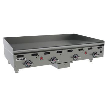 VULMSA48C0100P - Vulcan - MSA48-C0100P - 48 in Countertop Gas Griddle Product Image