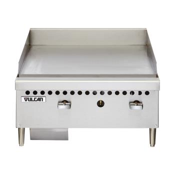 VULVCRG24M - Vulcan - VCRG24-M - 24 in Countertop Gas Griddle Product Image