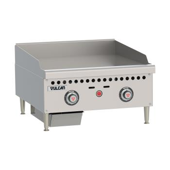 VULVCRG24T - Vulcan - VCRG24-T - 24 in Countertop Gas Griddle Product Image