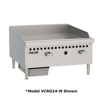 VULVCRG36M - Vulcan - VCRG36-M - 36 in Countertop Gas Griddle Product Image