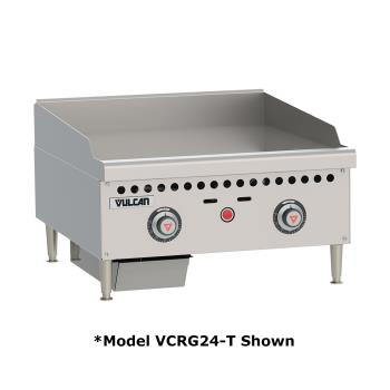 VULVCRG48T - Vulcan - VCRG48-T - 48 in Countertop Gas Griddle Product Image