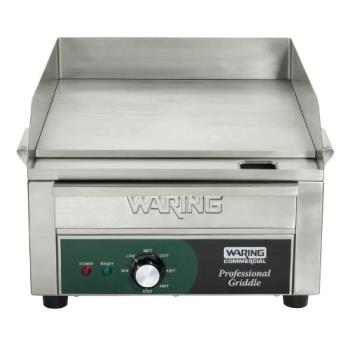 "WARWGR140 - Waring - WGR140 - 14"" x 16"" Countertop Electric Griddle - 120V Product Image"