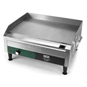 WARWGR240 - Waring - WGR240X - 24 in x 16 in Countertop Electric Griddle - 240V Product Image