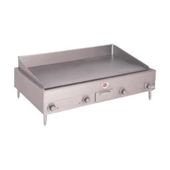 "WELG23 - Wells - G-23 - 34"" x 24"" Electric Griddle Product Image"