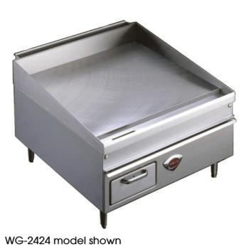WELWG3048G - Wells - WG-3048G - 48 in Thermostatic Gas Griddle Product Image